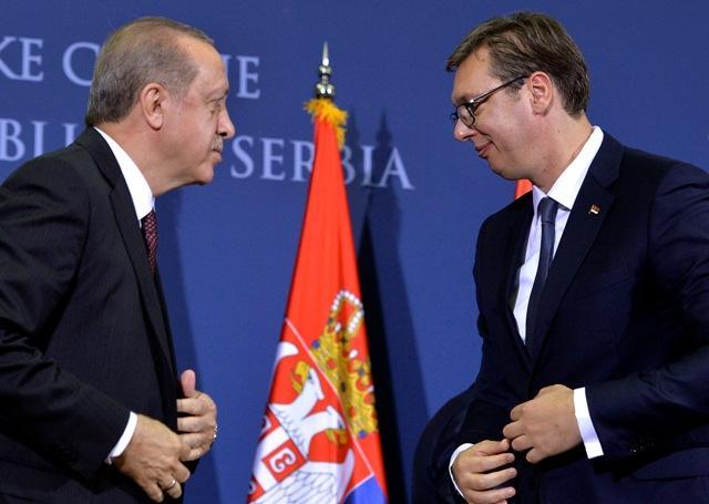 vucic erdogan