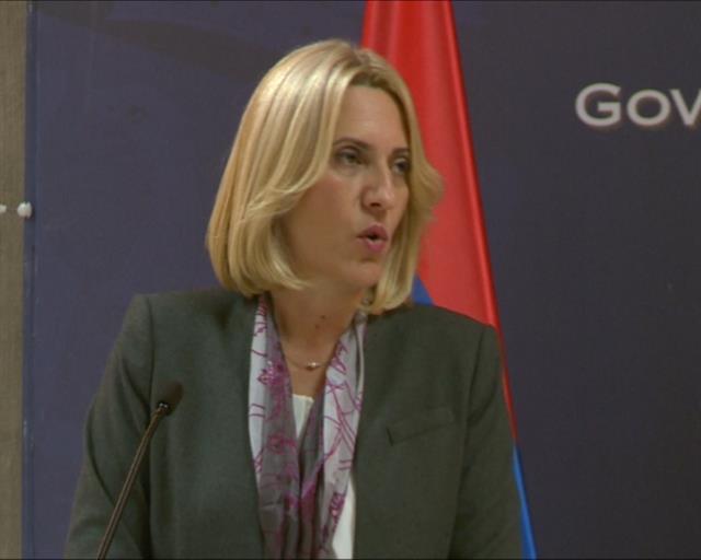 Željka Cvijanović Foto: Tanjug