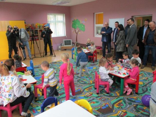 Za sada sa 18 dece rade dve vaspitačice Foto: Dnevnik.rs