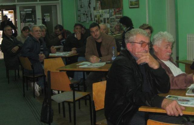 Sa skupa poljoprivrednika dva Bečeja Foto: Dnevnik.rs