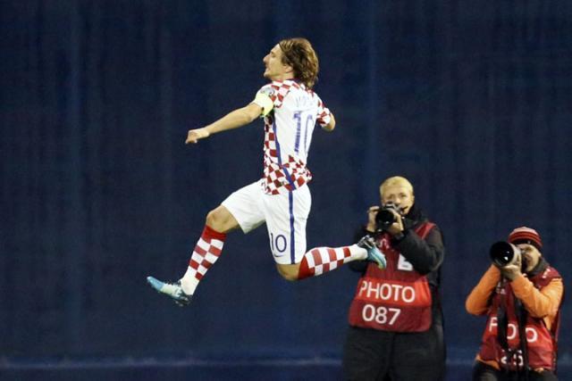 Luka Modric/Fonet