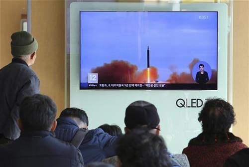 Severna Koreja, lansiranje rakete Foto: AP Photo/Ahn Young-joon