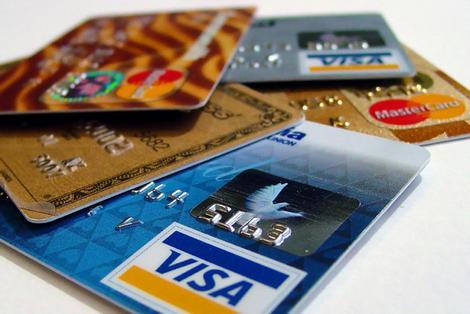 kreditne kartice, ilustracija