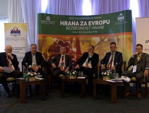 Forum Hrana za Evropu u Vrdniku foto: Tanjug