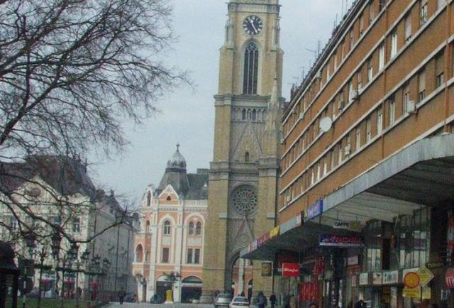 Novi Sad, centar, restitucija, Tanurdžićeva palata Foto: Dnevnik.rs/arhiva