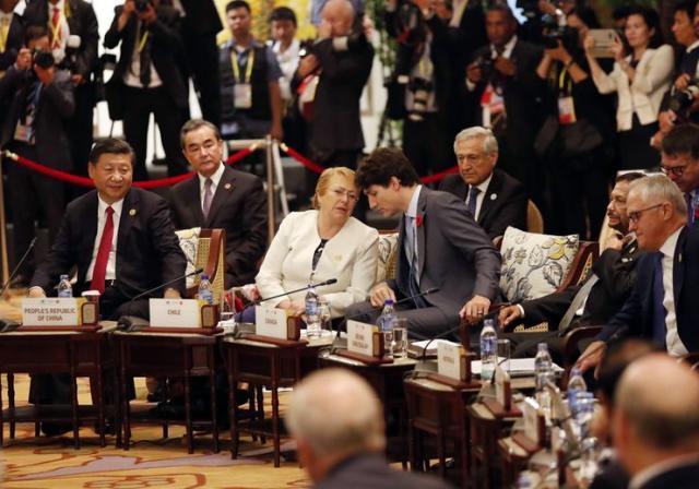 APEC samit u Vijetnamu foto: Jorge Silva/Pool Photo via AP