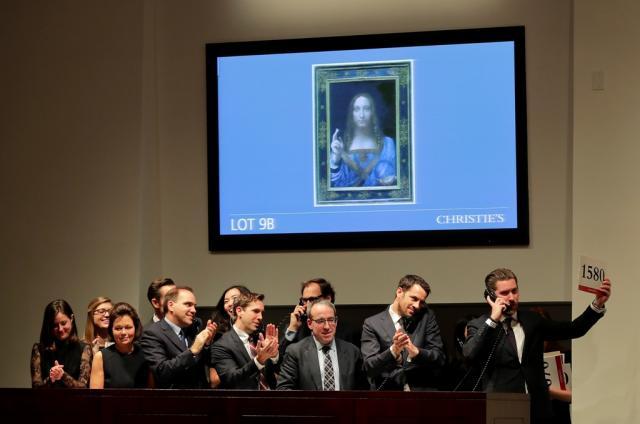 kristi aukcija, Tanjug/AP