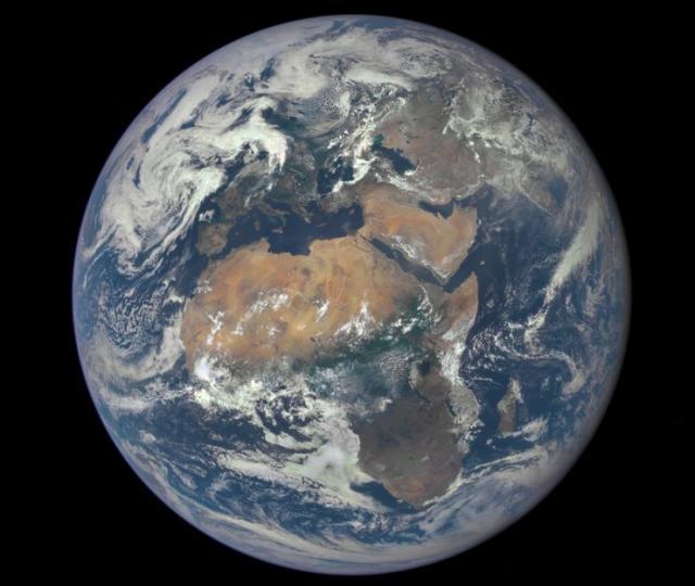 Planeta Zemlja Foto: nasa.gov