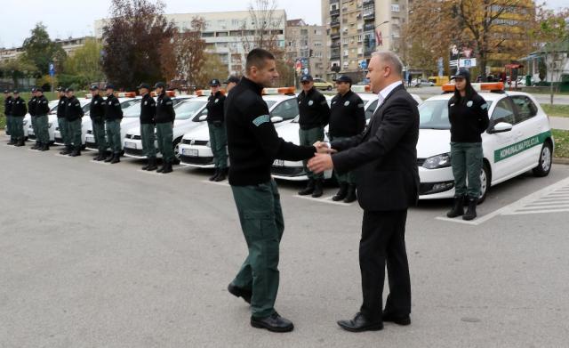 komunalna policija Grad NS