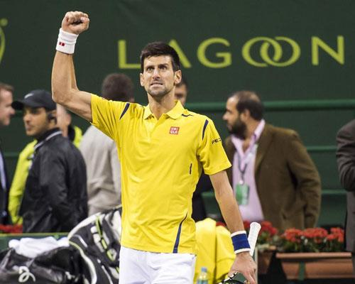 Djokovic u Dohi/Fonet
