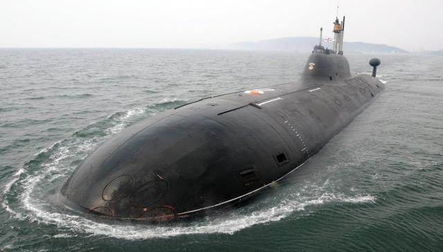 ruska podmornica jutjub