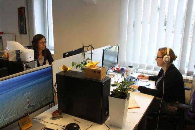 Kompanija danas ima više od 20 zaposlenih Foto: S. Šušnjević