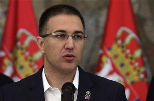 MInistar unutrašnjih poslova Nebojša Stefanović Foto: Tanjug