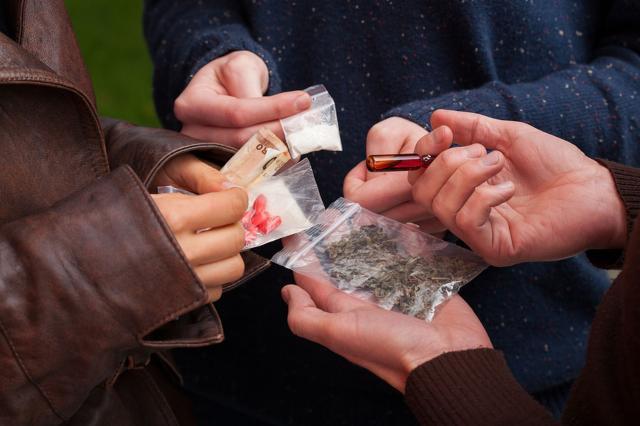 narkotici, ulustracija