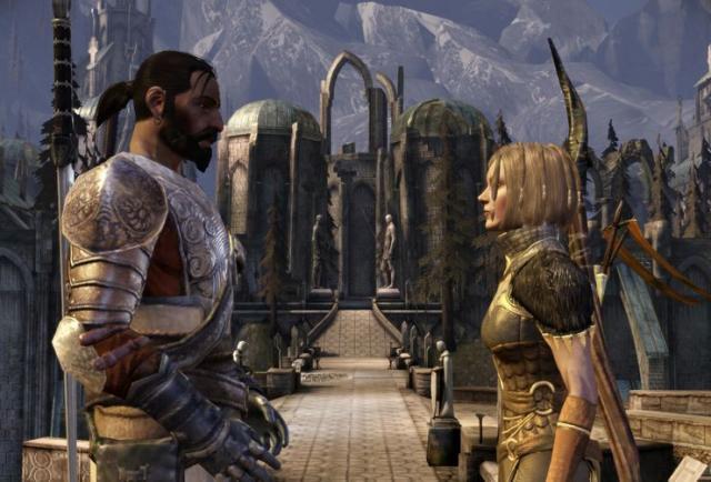 """Iz igrice """"Dragon Age"""" studija Biover foto:skrinšot"""