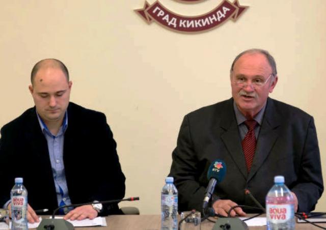 Kiki Petar Zigic i Imre Kabok