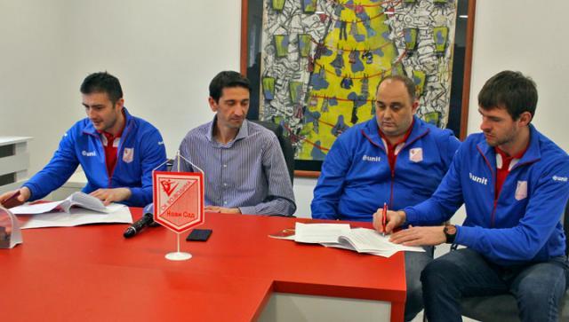 F. Bakić/Luka Šormaz, Slobodan Boška, Nedžad Osmankač i Vitalij Suhinjin