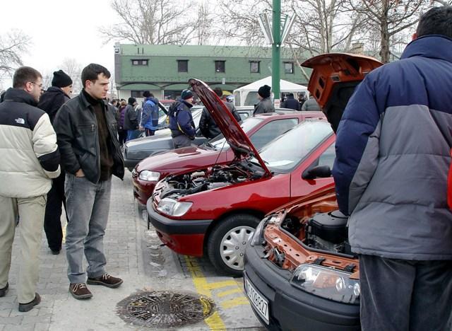 automobili kupovina