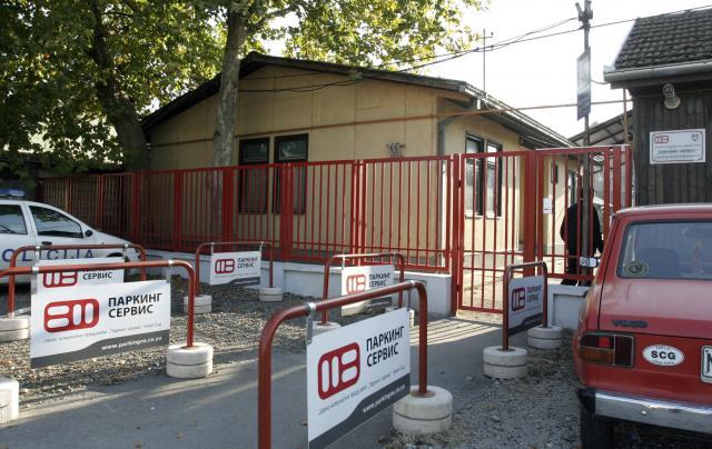 Parking servis/Dnevnik