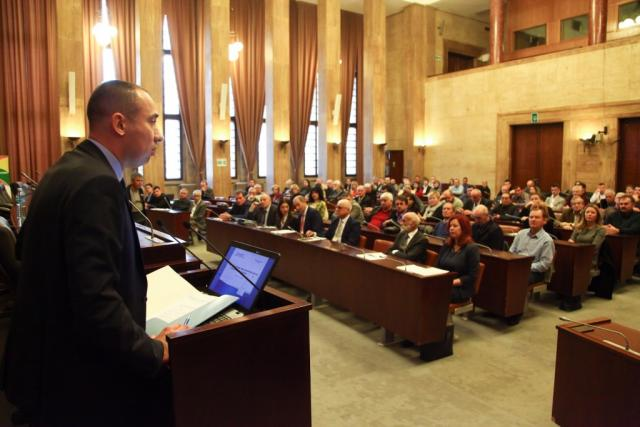 Radojevic, konferencija o zemljoradnickim zadrugama-5, pokrajinska vlada