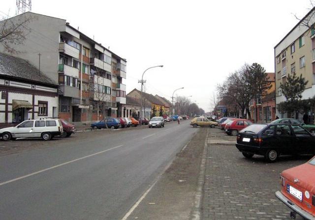 Žabalj, centar Foto: Dnevnik.rs/R. Hadžić