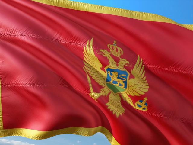 crna gora zastava pixabay