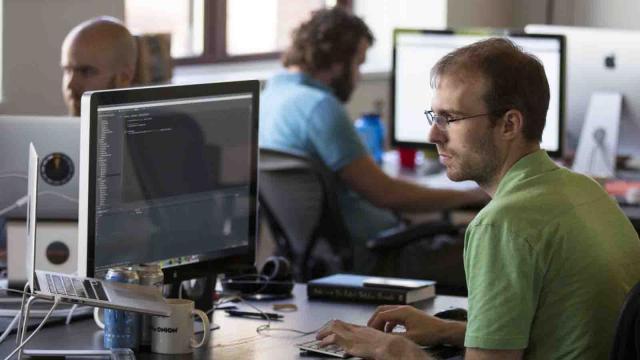 programeri, ilustracija