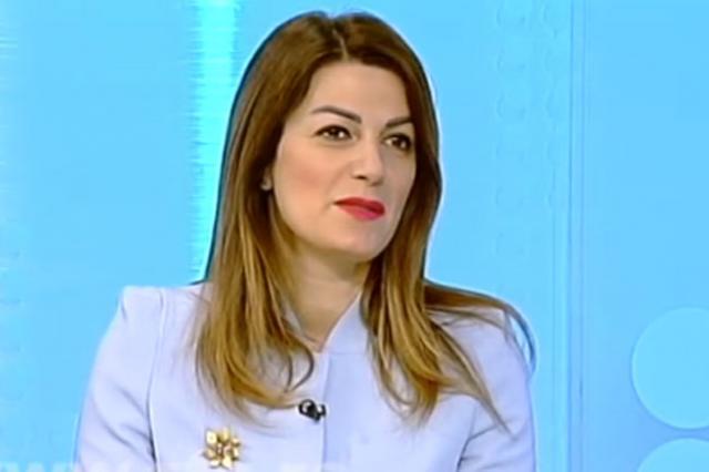 Tatjana Matić  foto: RTS/printskrin