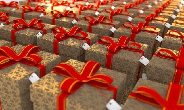 paketici pokloni