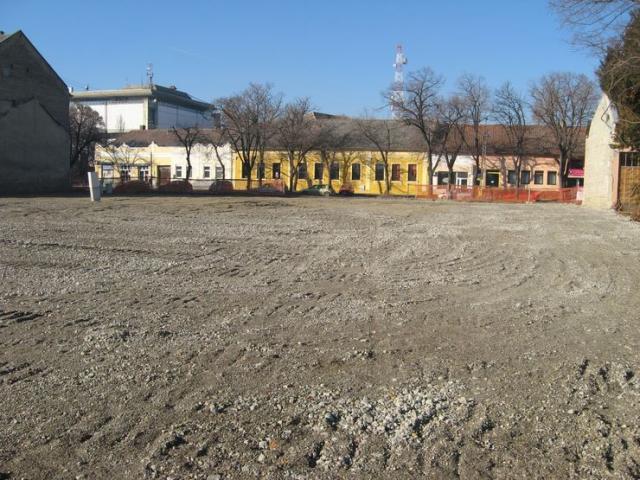 U bečejskoj Gerberovoj ulici gradiće se tržni centar Foto: Dnevnik.rs