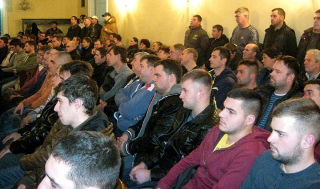 Sala pretesna za sve koji su želeli da čuju o sredstvima predpristupnog fonda EU/M. Mitrovic