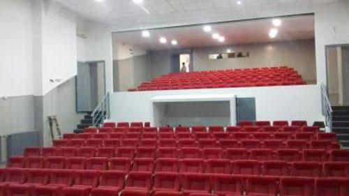 Sala u Sidu/Ministarstvo kulture