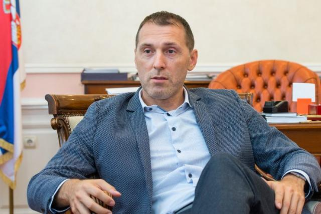 Gradonačelnik Kikinde Pavle Markov  Foto: Dnevnik.rs