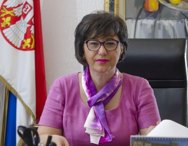 Dragana Marković, direktorka Poreske uprave Srbije Foto: Dnevnik.rs