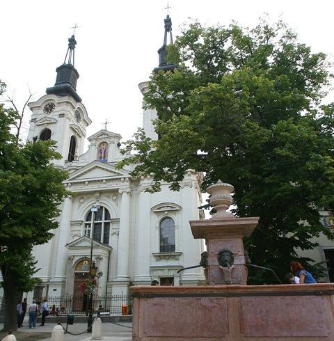 crkva sremski karlovci