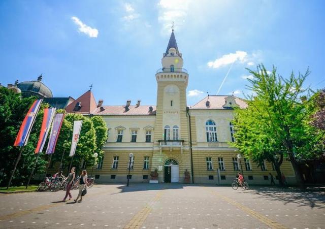 Kikinda, Gradska kuća Foto: Dnevnik.rs/J. Ivanović