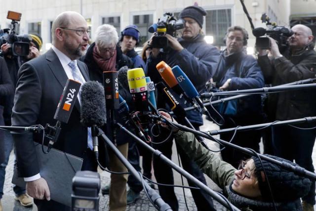 Pregovori o vladi u Nemackoj/Fonet