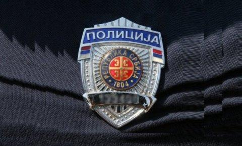 policijska znacka, dnevnik.rs