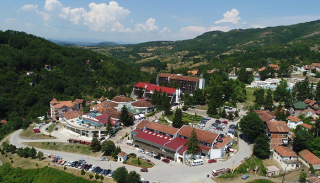 """Najviše domaćih turista se odmaralo u  hotelu """"Radan"""" u Prolom banji  Foto: prolombanja.com"""