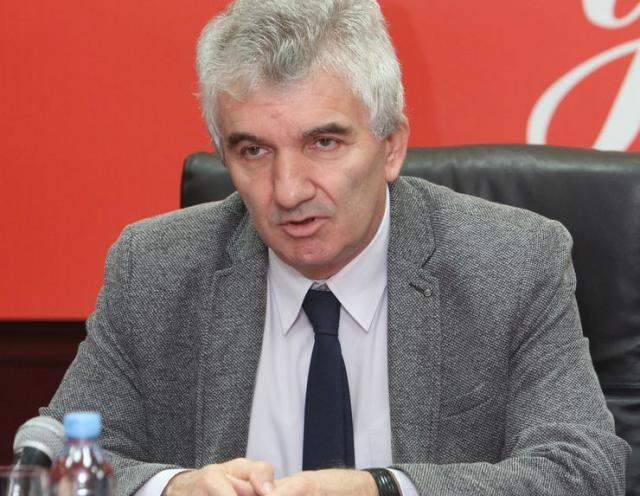Dušan Vlaović, predsednik UO FK Vojvodina  Foto:Dnevnik.rs/ R. Hadžić