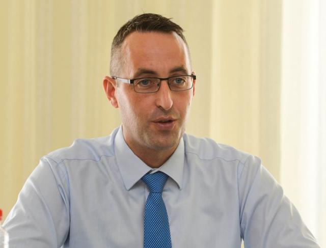 Predsednik opštine Sremski Karlovci Nenad Milenković Foto: Dnevnik.rs