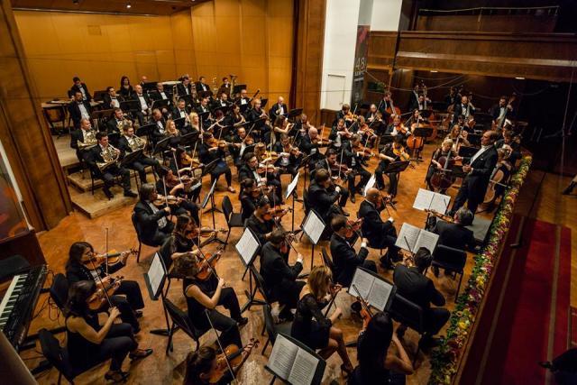 vojvodjanski simfonijski orkestar, VSO/Darko Milosavljević
