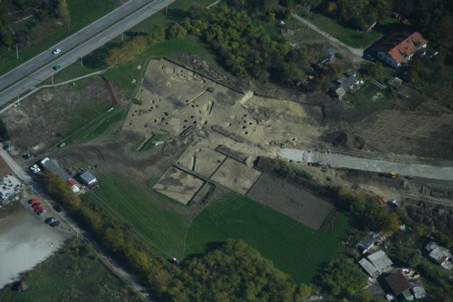 arheoloski park sajlovo Zavod
