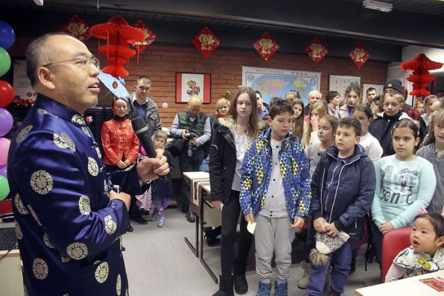 U susret kineskoj Novoj godini na Konfučijevom institutu Foto:Dnevnik.rs/ F. Bakić