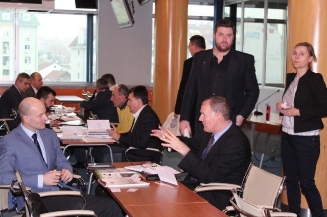 Privrednici Češke i Srbije u PKV Foto: PKV