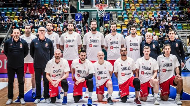 Kosarkaska reprezentacija Srbije/KSS