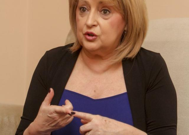 Slavica Đukić Dejanović, ministarka za demografiju i populacionu politiku Foto: Dnevnik.rs/R. Hadžić