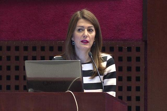 Državni sekretar u Ministarstvu trgovine, turizma i telekomunikacija Tatjana Matić Foto: Tanjug
