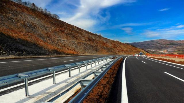Koridor 10 Gradinje/Koridori Srbije