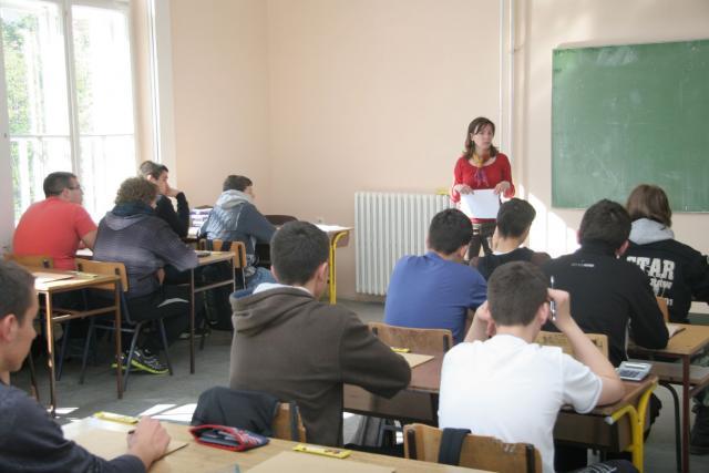 pisa test, Dnevnik/Slobodan Šušnjević